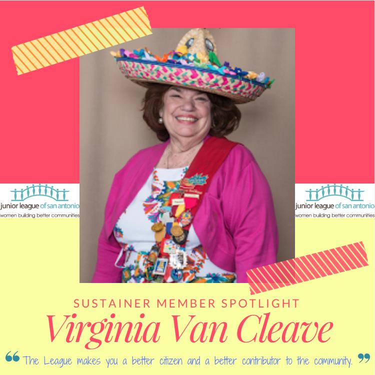 Virginia Van Cleave