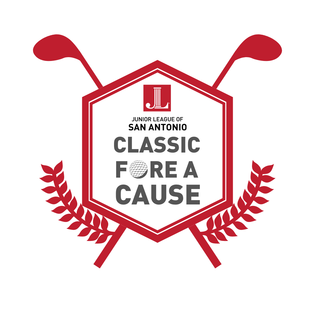 Junior League of San Antonio: Classic Fore a Cause logo