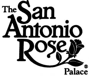 San Antonio Rose Palace logo